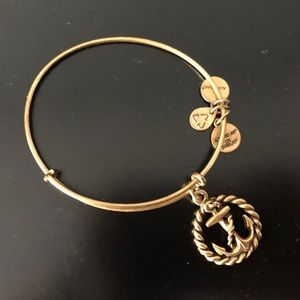 Alex and Ani Anchor Braclet